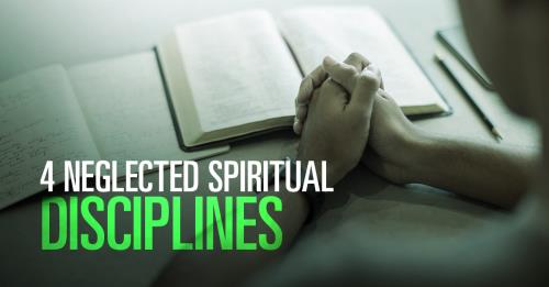 View article 4 Spiritual Disciplines Pastors Often Neglect