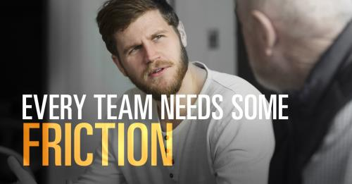 View article Every Church Staff Team Needs A Little Bit Of Friction