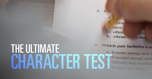 View article The Ultimate Character Test Any Great Leader Passes