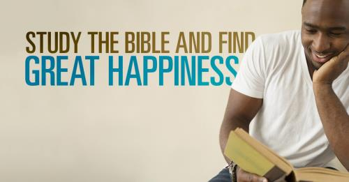 View article Encouragement To Men To Study The Bible And Theology, And Find Great Happiness