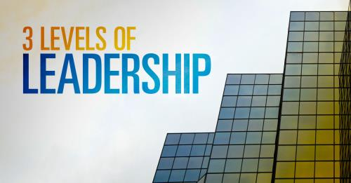 View article 3 Levels Of Leadership: Are Your Leaders In The Right Place?
