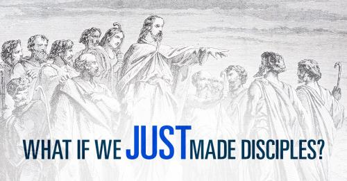 View article What If We Made Disciples And Left Church Growth To God?