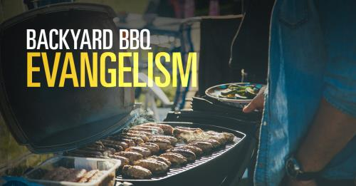 View article Backyard Bbq Evangelism: A New, True Parable Of Outside-The-Church-Walls Ministry