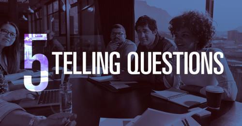 View article 5 Telling Questions To Ask At Your Next Staff Meeting