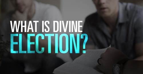 View article What Is The Doctrine Of Divine Election?