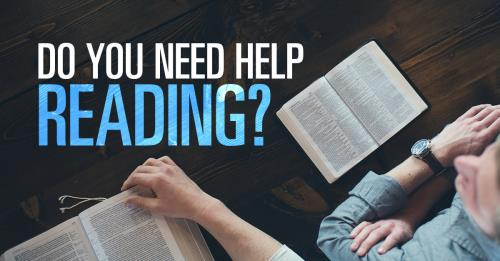 View article Do You Need Help Reading Your Bible?