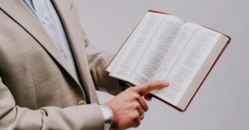 View article Gospel-Centered Sermons Actually Work