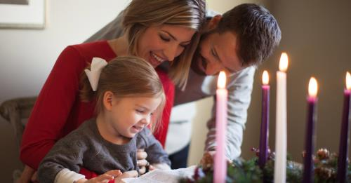 View article Prepare Your Heart To Lead Your Home: Advent Advice For Fathers