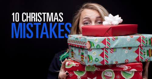 View article 10 Mistakes Churches Make At Christmastime