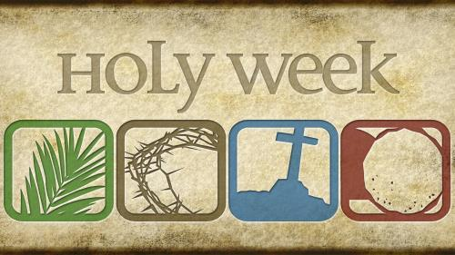 View article 30 Palm Sunday, Good Friday And Holy Week Worship Ideas