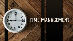 View article Managing The Clock In Your Preaching