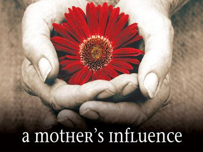 PowerPoint Template on Influence Of A  Mother