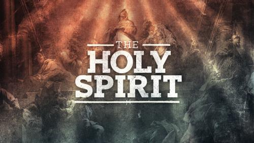 view the Video Illustration The Holy Spirit