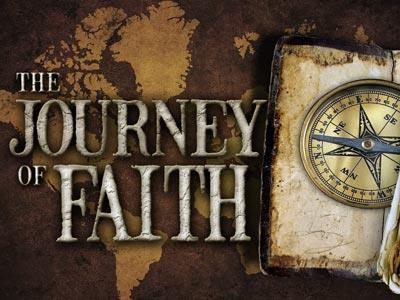 PowerPoint Template on Journey Of  Faith