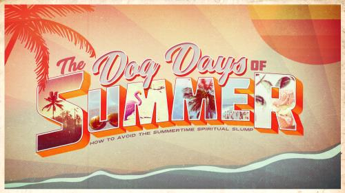 Video Illustration on The Dog Days Of Summer