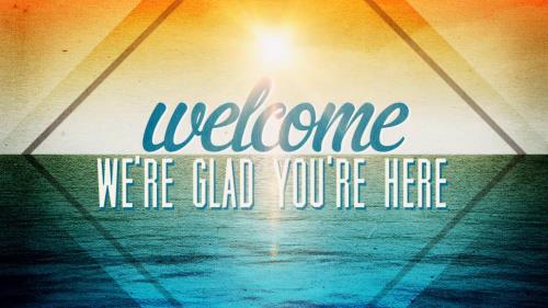 Motion Background on Summertime Welcome 01