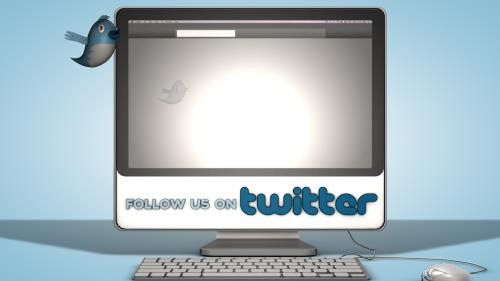 view the Motion Background Twitter Bird
