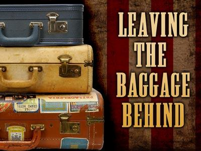 view the PowerPoint Template Leaving The Baggage Behind