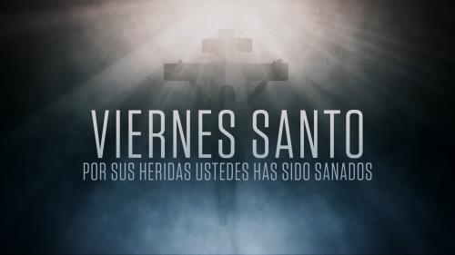view the Motion Background Viernes Santo