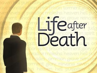 view the PowerPoint Template Life After Death