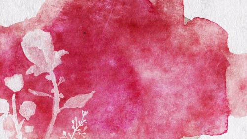 view the Motion Background Watercolor Card 05