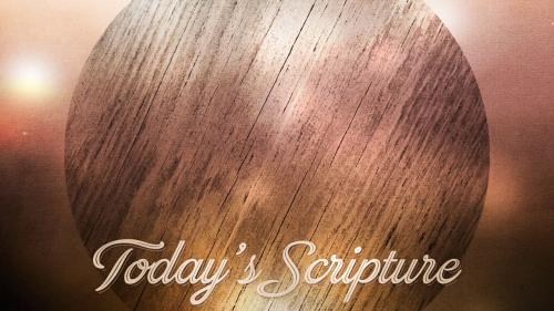 view the Motion Background Woodgrain Scripture