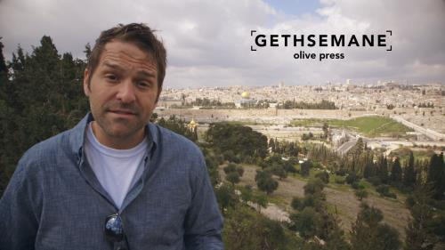 view the Video Illustration The Garden Of Gethsemane And Judas Betrayal