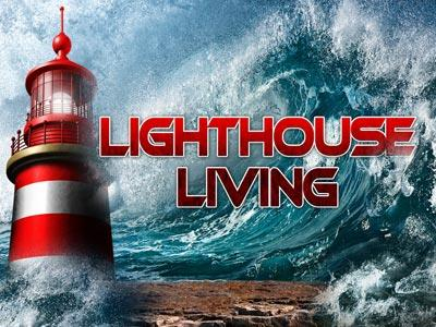 PowerPoint Template on Lighthouse  Living