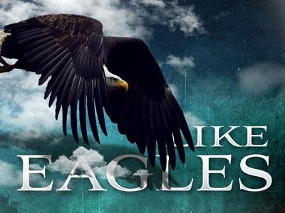 PowerPoint Template on Like  Eagles
