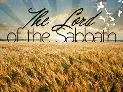 PowerPoint Template on Lord Of The Sabbath