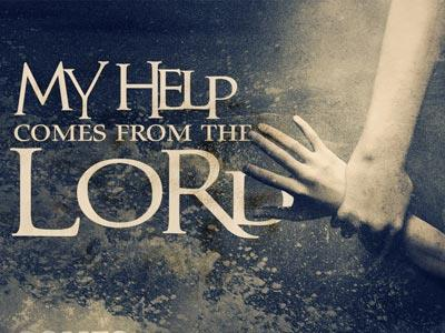 media My  Help  Comes  From The  Lord