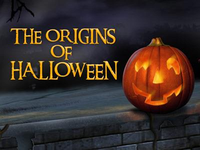 PowerPoint Template on Origins Of  Halloween
