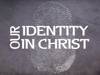 view the PowerPoint Template Our  Identity In  Christ