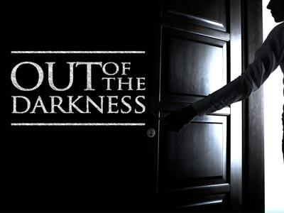 view the PowerPoint Template Out Of The Darkness