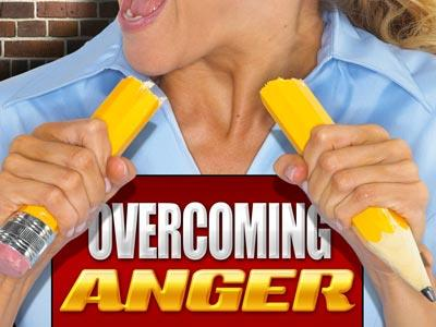 PowerPoint Template on Overcoming Anger