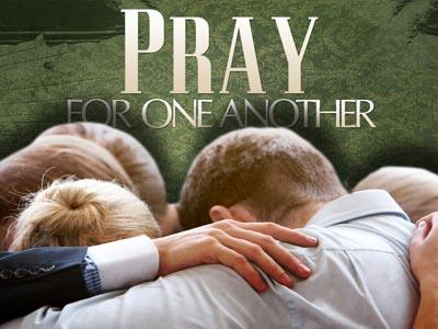 media Pray For One Another