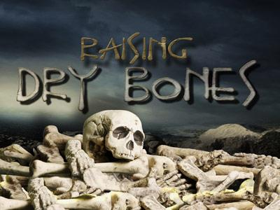 PowerPoint Template on Raising Dry Bones