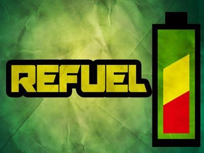 PowerPoint Template on Refuel