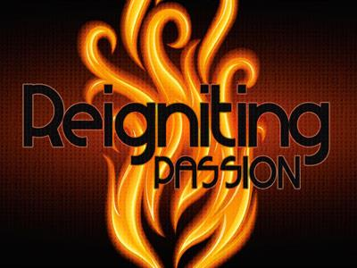 PowerPoint Template on Reigniting Passion