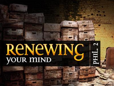 PowerPoint Template on Renewing Your Mind