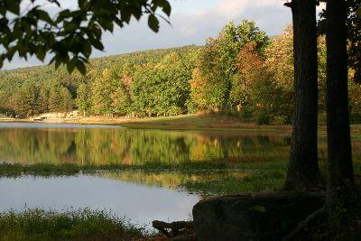 view the Image Autumn Pond