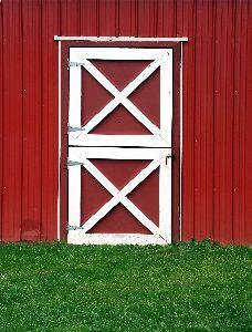 view the Image Barn Door