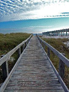 view the Image Beach Boardwalk