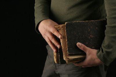 Image on Bible Old Carry3