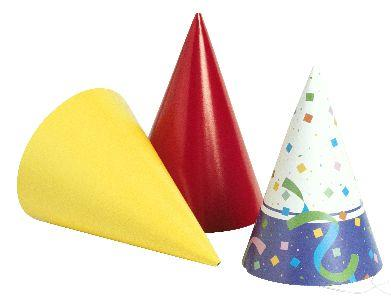 Image on Birthday Hats