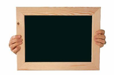 view the Image Blackboard Hands