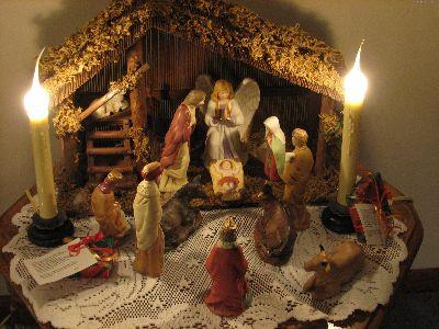 view the Image Christmas Nativity