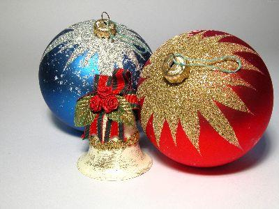 Image on Christmas Ornaments