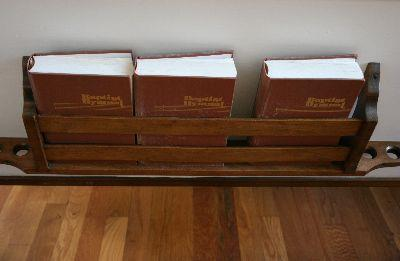 view the Image Church Hymnals
