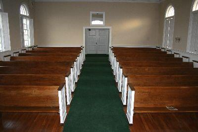 view the Image Church Pews